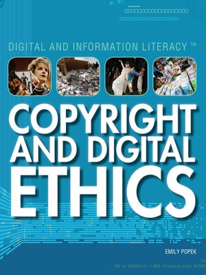 cover image of Copyright and Digital Ethics